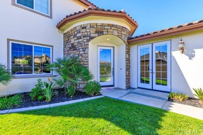 Murrieta Single Family Home For Sale: 22869 Lindrick Court