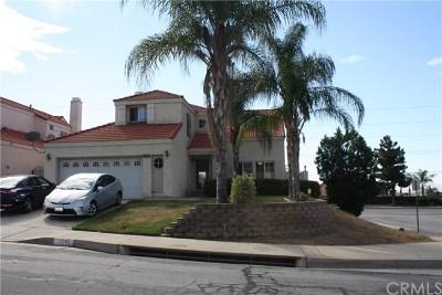 Moreno Valley Single Family Home For Sale: 11996 Villa Hermosa
