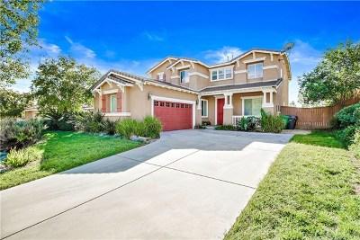 Murrieta CA Single Family Home For Sale: $409,876