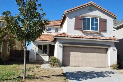 Menifee Single Family Home Active Under Contract: 29347 Grande Vista