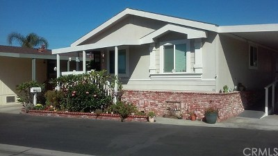 Huntington Beach Mobile Home For Sale: 19361 Brookhurst