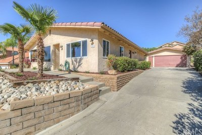 Canyon Lake Single Family Home For Sale: 22710 Castle Crag Drive