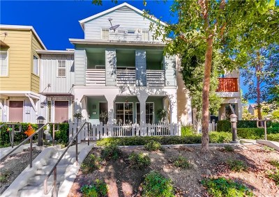 Ladera Ranch Condo/Townhouse For Sale: 42 Palladium Lane #81