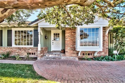 Redlands Single Family Home For Sale: 1211 Monte Vista Drive