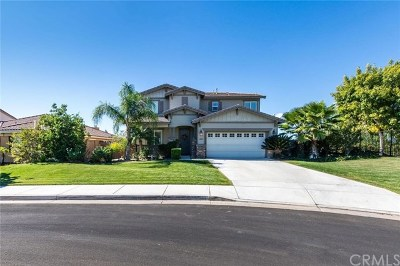 Temecula Single Family Home For Sale: 42507 Drennon Court
