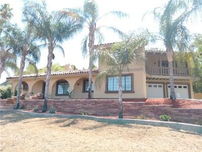 Riverside Single Family Home For Sale: 6840 Sandy Lane