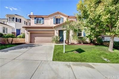 Murrieta Single Family Home For Sale: 22783 Montanya Place