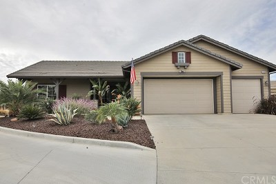 Murrieta Single Family Home For Sale: 23983 Jonathan Place