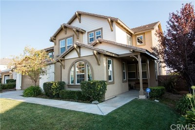 Yucaipa Single Family Home For Sale: 33811 McKenny Place