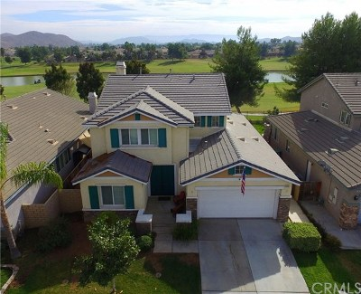 Menifee Single Family Home For Sale: 29260 Meandering Circle