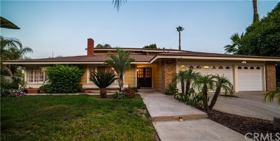 Corona Single Family Home For Sale: 19630 Blacksmith