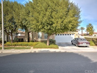 Sun City Single Family Home Active Under Contract: 26258 Desert Rose Lane