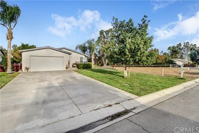 Murrieta Single Family Home For Sale: 24990 3rd Avenue
