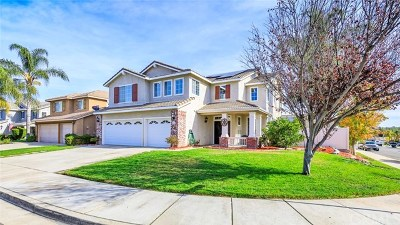 Temecula Single Family Home For Sale: 44884 Fern Circle