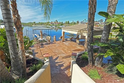 Canyon Lake Single Family Home For Sale: 22320 Village Way