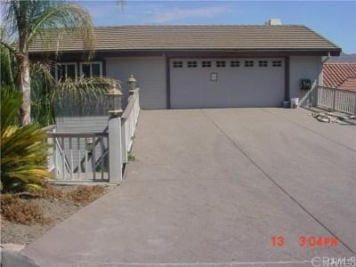 Canyon Lake Single Family Home For Sale: 30010 Big Range Road