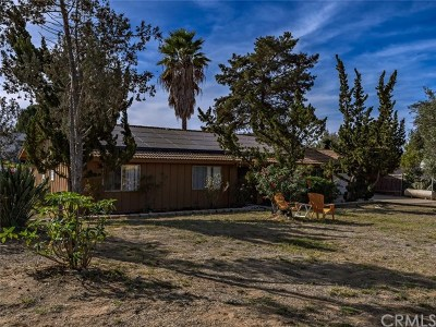 Fallbrook Single Family Home For Sale: 218 Calle De La Paloma