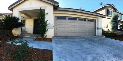 Temecula CA Single Family Home For Sale: $395,000