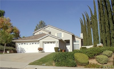 Temecula Single Family Home For Sale: 31640 Cala Carrasco