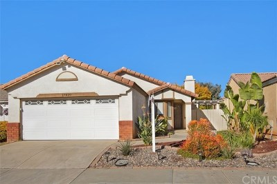 Menifee Single Family Home Active Under Contract: 27820 Grand Avenue