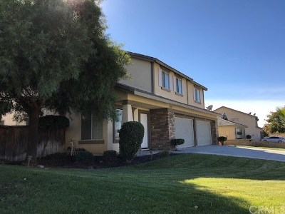 Highland Single Family Home For Sale: 7865 Calle Carrisa Street