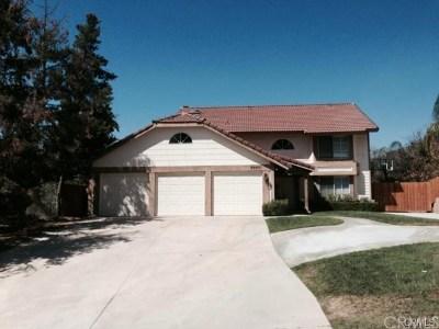 Wildomar Single Family Home For Sale: 33311 Windtree Avenue