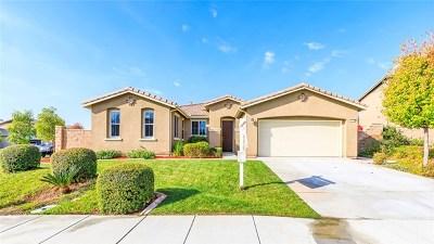 Murrieta CA Single Family Home For Sale: $434,900
