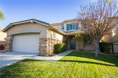Temecula Single Family Home For Sale: 42658 Camelot Road