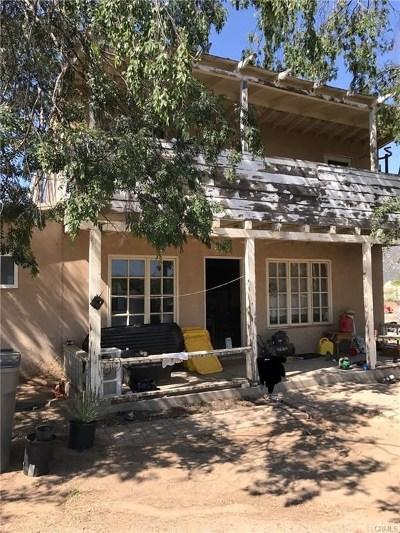 Hemet Single Family Home For Sale: 46955 Stanley Road