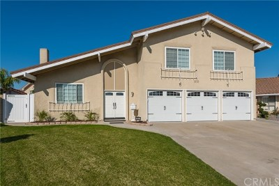 Fountain Valley Single Family Home For Sale: 16647 Mount Hoffman Circle