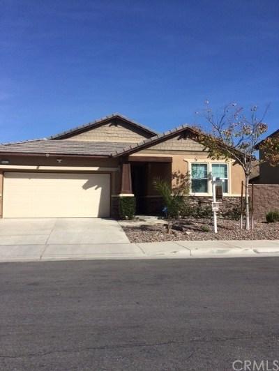 Lake Elsinore Single Family Home For Sale: 29522 Major League