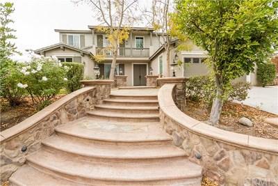 Murrieta Single Family Home Active Under Contract: 30854 Bow Bridge Drive