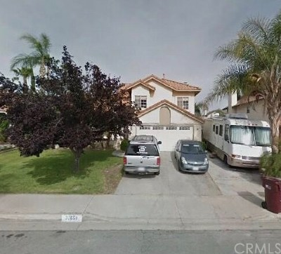 Wildomar Single Family Home For Sale: 33658 View Crest Drive