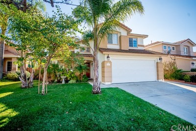Single Family Home For Sale: 32983 Romero Drive
