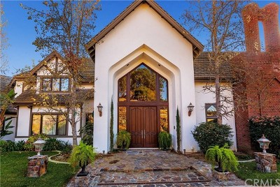 Murrieta, Temecula Single Family Home For Sale: 24892 Ravensview Court