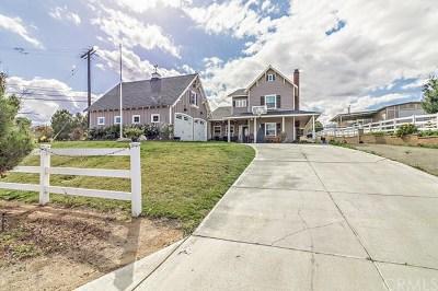 Norco Single Family Home For Sale: 1964 Corona Avenue