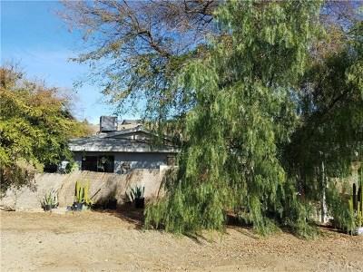 Canyon Lake Single Family Home For Sale: 23430 Vista Way