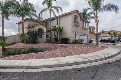 Lake Elsinore Single Family Home For Sale: 31674 Chaparral Way
