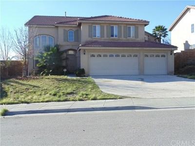 Menifee Single Family Home For Sale: 27695 Whisperwood Drive