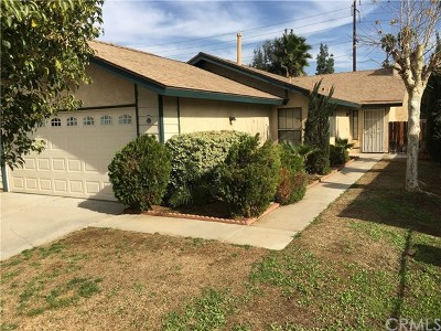 Moreno Valley Single Family Home For Sale: 13772 Red Mahogany Drive