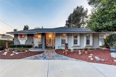 Upland Single Family Home For Sale: 300 W 25th Street
