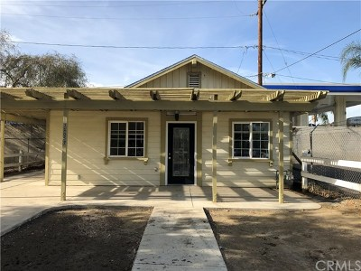 Lake Elsinore Single Family Home For Sale: 31057 Wisconsin Street