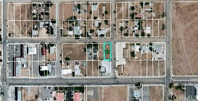 Adelanto Residential Lots & Land For Sale: Hardy Avenue