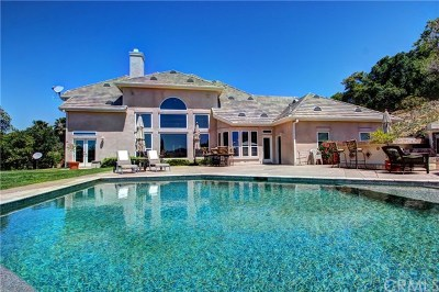 Temecula CA Single Family Home For Sale: $1,299,000