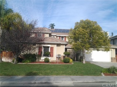 Canyon Lake, Lake Elsinore, Menifee, Murrieta, Temecula, Wildomar, Winchester Rental For Rent: 23390 Camellia Lane