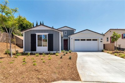Simi Valley Single Family Home For Sale: 3458 Sugar Grove Court