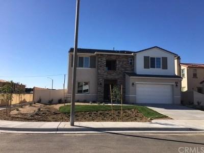 Redlands Single Family Home For Sale: 10984 Golden Rod Street