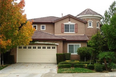 Temecula Single Family Home For Sale: 45463 Tioga Street