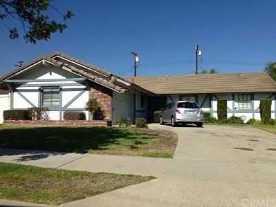 Glendora Single Family Home For Sale: 1320 Lyman Avenue