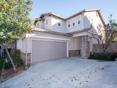 Murrieta Single Family Home For Sale: 28403 Ravenna Street